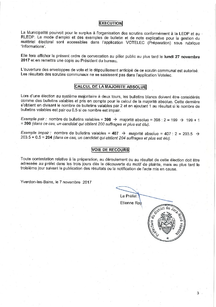r 1028 Election du syndic 7 janvier 2018 Page 4